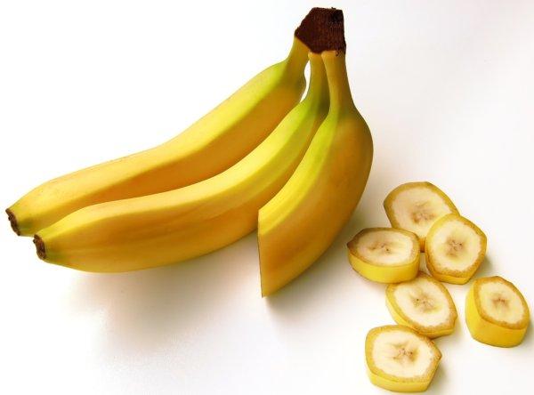banány - banánová diéta