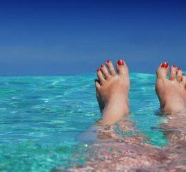 plávanie a chudnutie