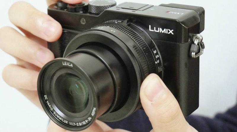Lumix DC-LX100M2   Фото: gzn.jp