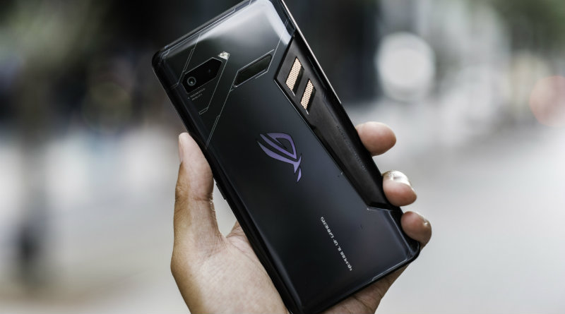 Asus ROG Phone | Фото: androidauthority