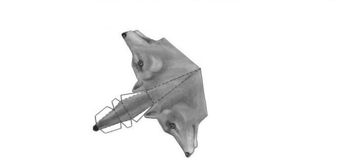 Самоделка «Волк»