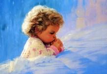 Стихотворение «Молитва»
