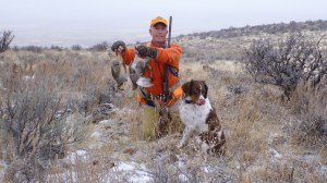 Chukar and Hungarian Partridges