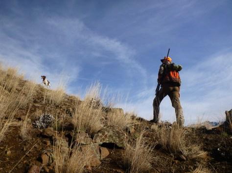 chukar hunting Hells Canyon