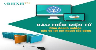 Phần mềm kê khai BHXH Viettel (vBHXH)