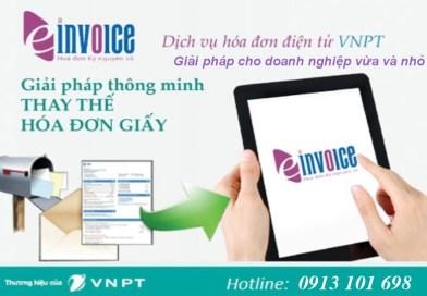Hóa đơn điện tử của VNPT – hướng dẫn xóa hóa đơn xuất sai