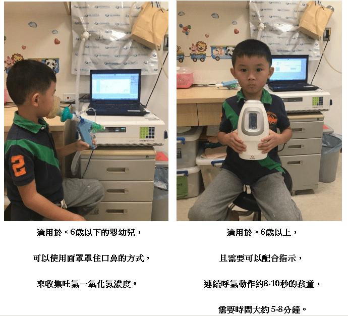 呼氣一氧化氮濃度檢測 – 小兒過敏氣喘照護網站