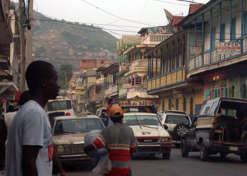 #chumboworld / Cap Haitien, Haiti /