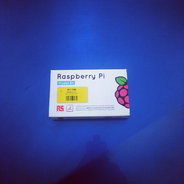 Just what the doctor ordered. #raspberrypi http://ift.tt/153A6lW