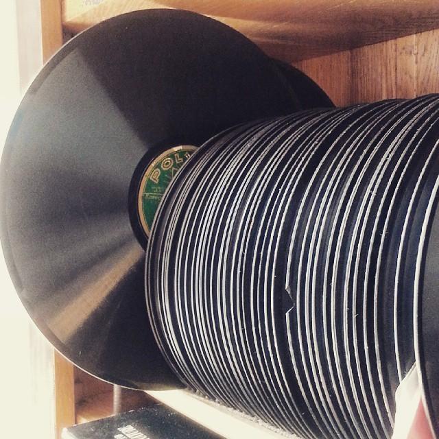 78rpm / #vinylarchives // #thecompanysound // http://ift.tt/1ItxsHm