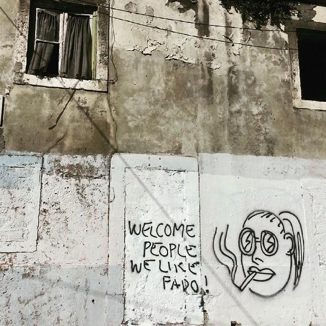 #Lisboa acorda para o seu estatuto global. #noteveryoneishappy // http://ift.tt/1RxD5Wv
