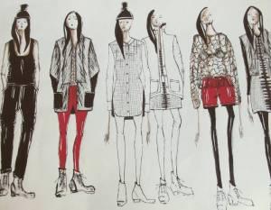 #fraga #fragacraft #fragadraws #fragacraftcollection #drawings #fashionilustration #fashionweek2015 #sketches #art #fashiondesigner by fragacraft http://ift.tt/1MGETb8