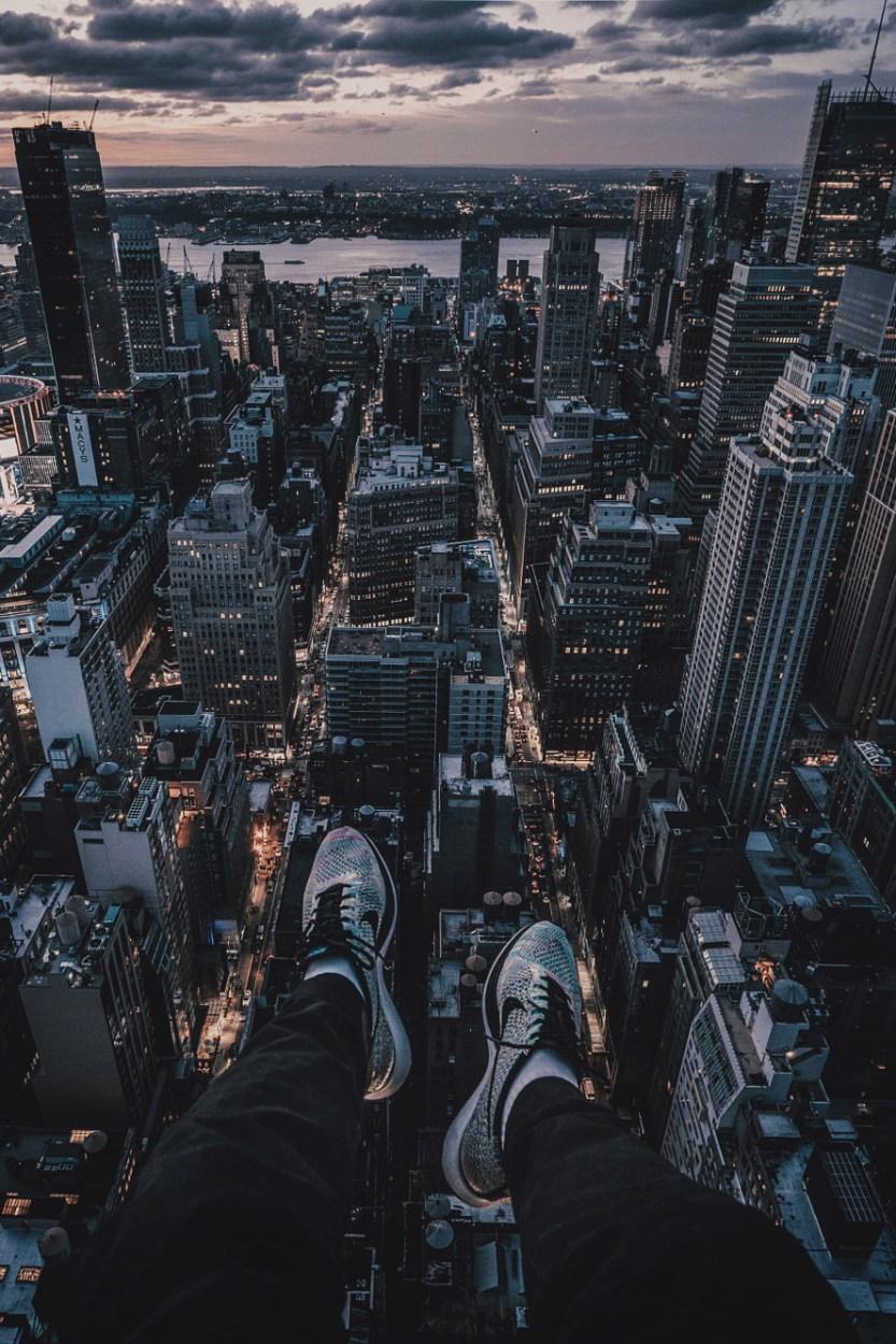 "envyavenue: ""Rooftop Camoflauge by Ivan Wong """