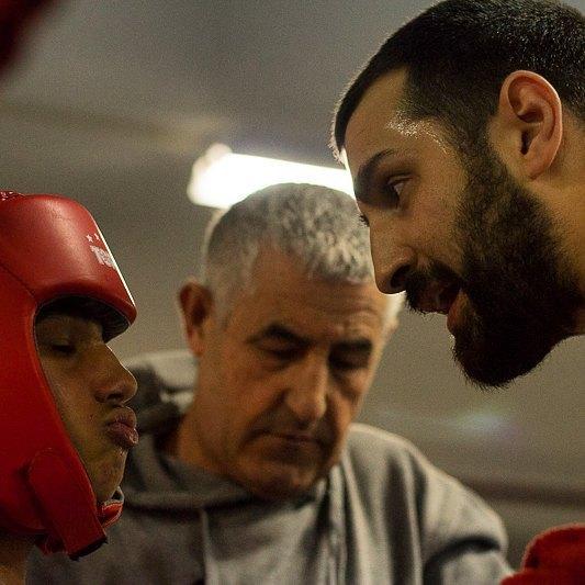 João Faleiro, da Escola de Boxe João Faleiro // #boxinglisboa // #treinadores // #retratos // #boxe / by boxinglisboa