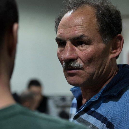 Vítor Carvalho, treinador do Sporting Clube de Portugal / #boxinglisboa / #portraits / #boxe / #boxing / #boxinghistory / #treinadores / #Portugal by boxinglisboa