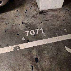 Parking spot / #mymemory http://ift.tt/1Rutn4D
