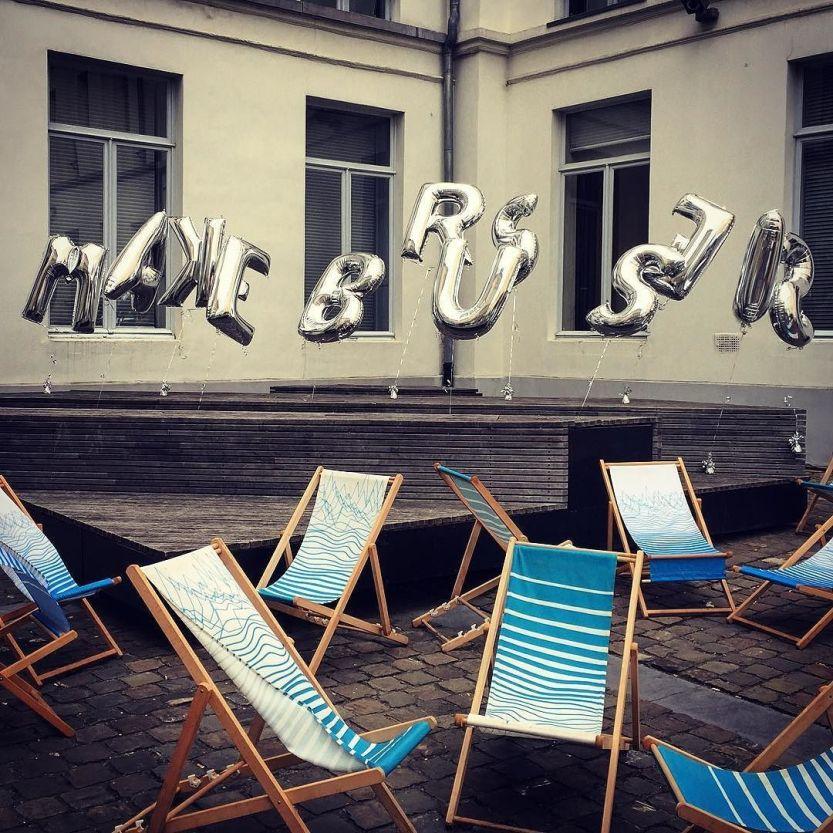 It Begins #makebrussels #concours #marolles #goodluck #alorsonzwanze by kodjoasbl http://ift.tt/25qkxSE
