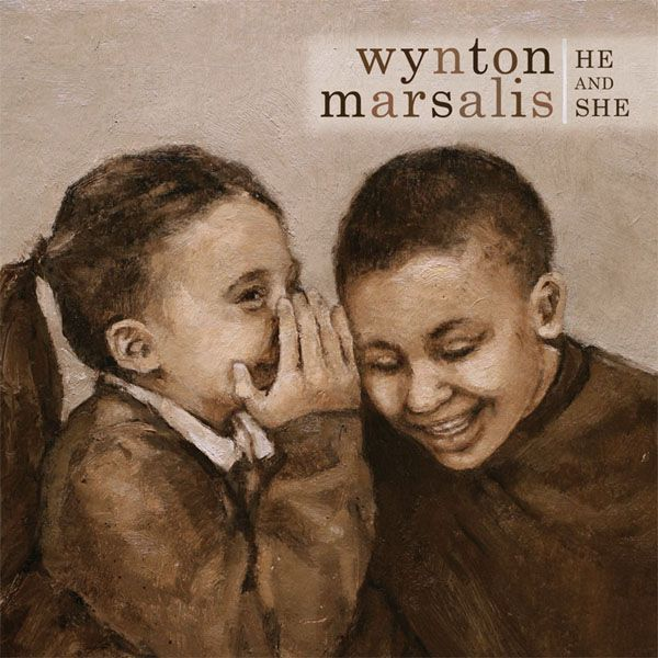 He And She – Wynton Marsalis As the title to Wynton's fifth Blue Note release indicates, He and She is about that eternally compelling and most elemental of subjects: the relationship between a man and a woman. The Pulitzer Prize-winning composer,...