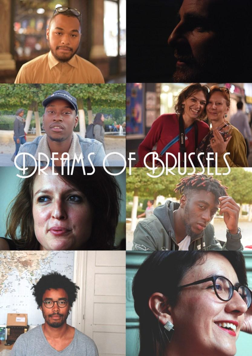 http://dreamsofbrussels.com/ Dreams of Brussels est une question. Sur Bruxelles. Sur ceux qui la traversent.Il y a la ville et il y a les hommes.Qu'est ce qu'une ville? Quels sont les éléments qui la composent? Au delà des habitants, des immeubles,...
