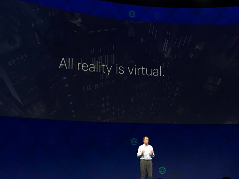 "new-aesthetic: ""Facebook Developer Conference, via Casey Newton. """