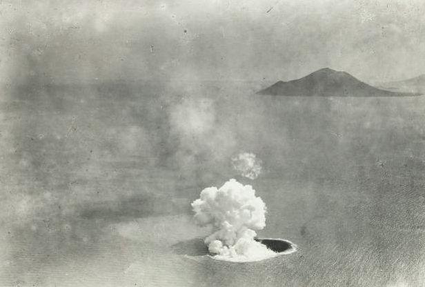 #chumboworld / De Krakatau, 1936-39 /