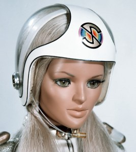 "roddovlin: ""redbishop37: ""Destiny Angel from Captain Scarlet and the Mysterons (1967). "" """