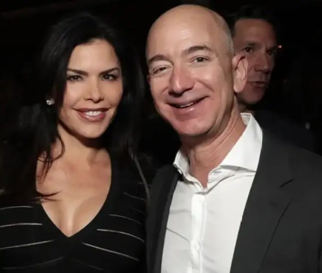 It Turns Out Jeff Bezos Was Having An Affair With His Friends Busty Wife