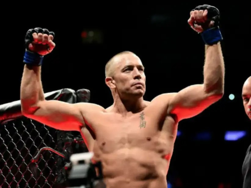 Georges St-Pierre - The Greatest Of All Time - Calls It A Career - Barstool Sports