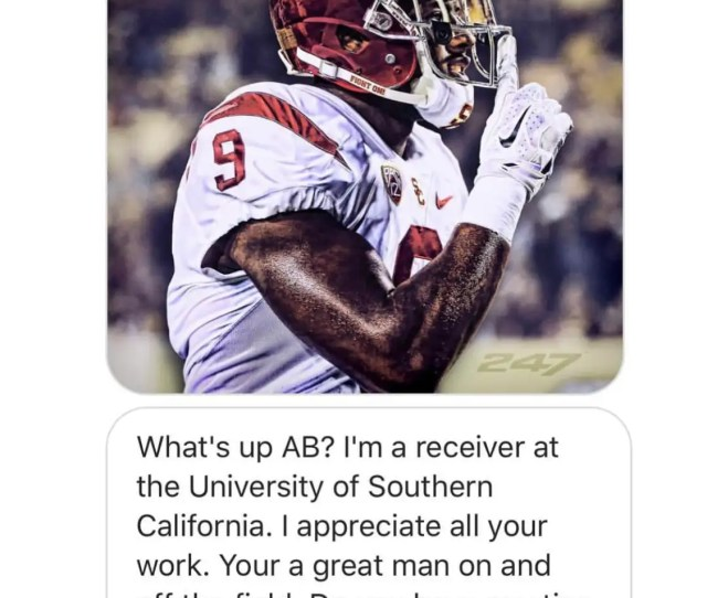 Antonio Brown Will Never Stop Going In On Juju Smith Schuster