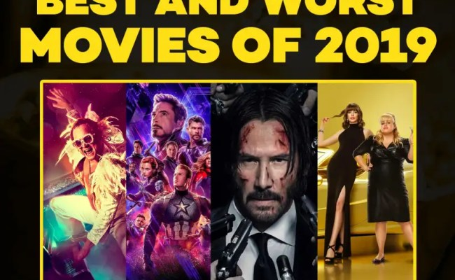 Best And Worst Movies So Far In 2019 Barstool Sports