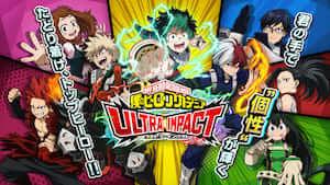 僕のヒーローアカデミア ULTRA IMPACTのヒーロージェム