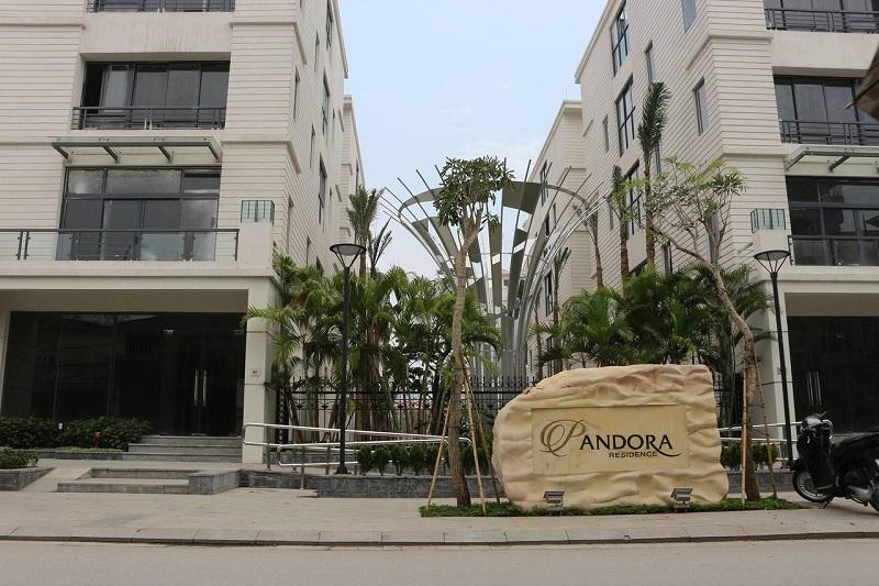 Biệt thự Pandora đối diện chung cư PCC1 Thanh Xuân - 44 Triều Khúc
