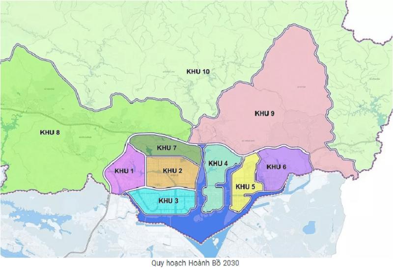 Quy hoạch Hoành Bồ Quảng Ninh 2030