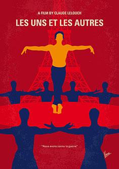 Les Uns Et Les Autres Film : autres, No771, Autres, Minimal, Movie, Poster, CHUNGKONG