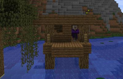 Witch Hut Finder  Minecraft App