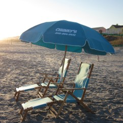 Beach Chair Rental Isle Of Palms Drive Shower Without Back Chunky S Chairs And Umbrellas Umbrella Rentals Adult