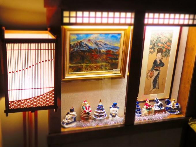 戸倉上山田温泉中央ホテルクリスマス飾り忘年会新年会