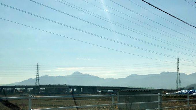 長野市篠ノ井冠着山
