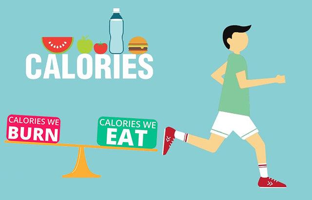 Muốn giảm cân thì tuan thủ nguyên tắc calo nap vào ít hơn calo tiêu thụ