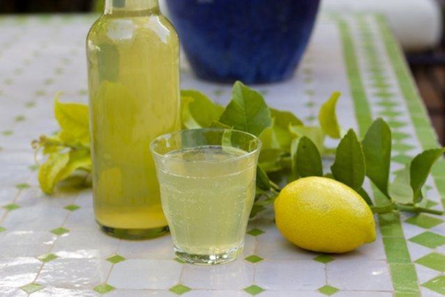 Canh và trà xanh kết hợp giảm cân