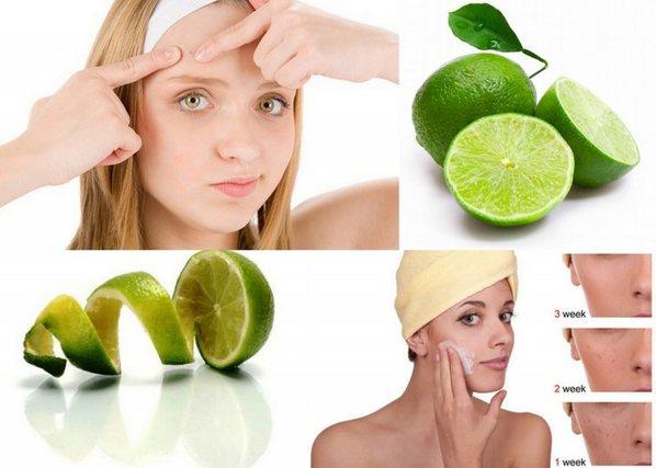 Chanh giúp cải thiện làn da