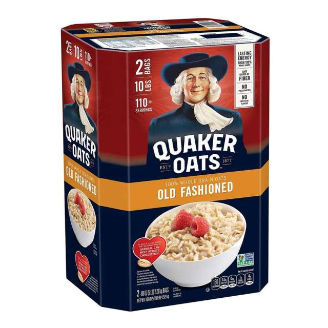 Yến mạch giảm cân quaker oats