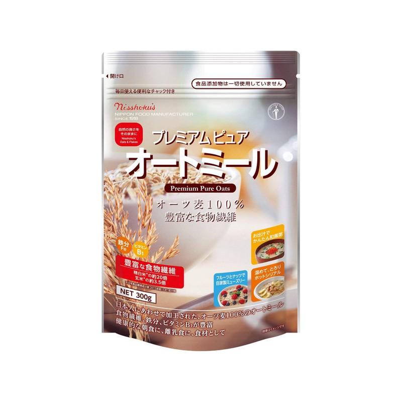 Yến mạch giảm cân Nhật Bản Nisshokus
