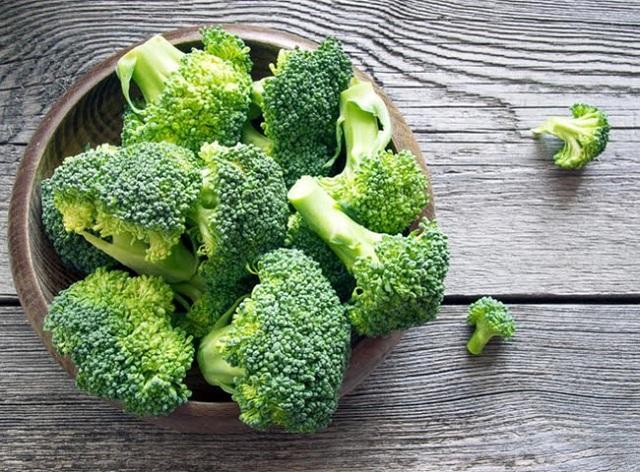 Thực đơn eat clean giảm cân 7 ngày không thể thiếu bông cải xanh