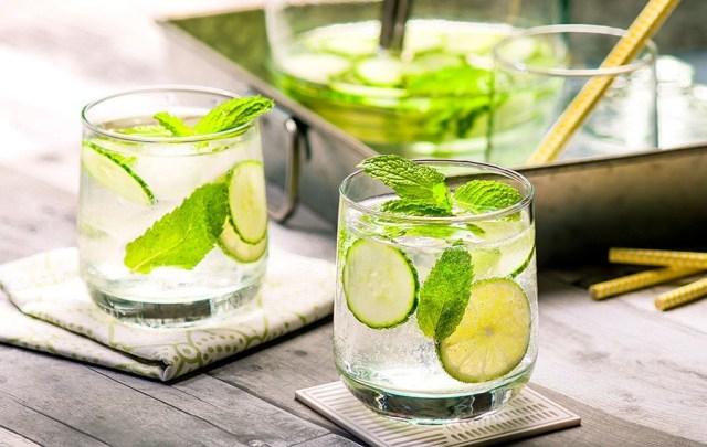Chanh là thực thẩm phổ biến để làm detox giảm cân