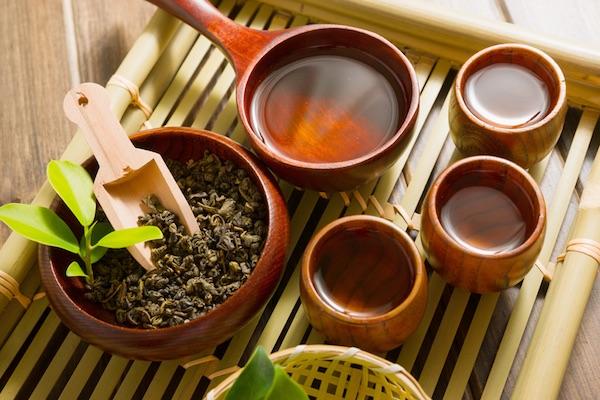cách giảm cân với trà hiệu quả