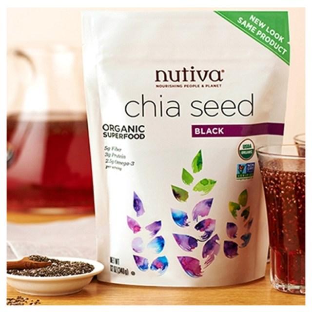 Hạt chia Mỹ Nutiva Chia Seed Black