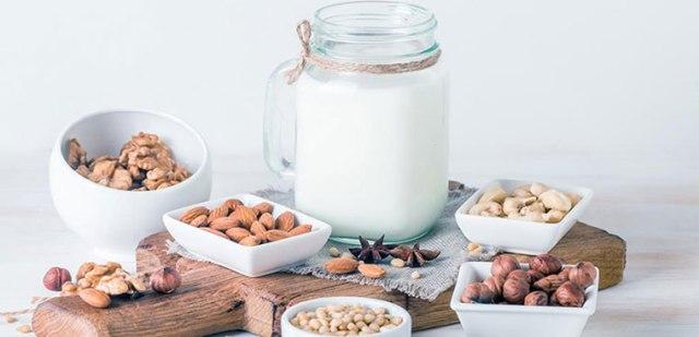 Sữa hạt có tác dụng gì với trẻ