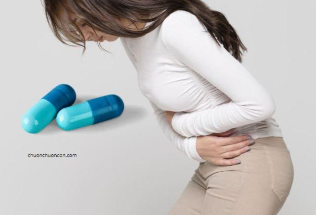 Có nên uống thuốc đau bụng kinh không