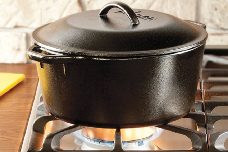 Cách nấu cơm gạo lứt bằng bếp ga